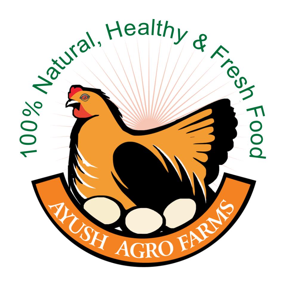 Ayush Agro Farms - Free range, Cage Free Eggs and Free range